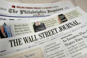 The Wall Street Journal publishes Dr. Atif's op-ed with colleague Bent Flyvbjerg