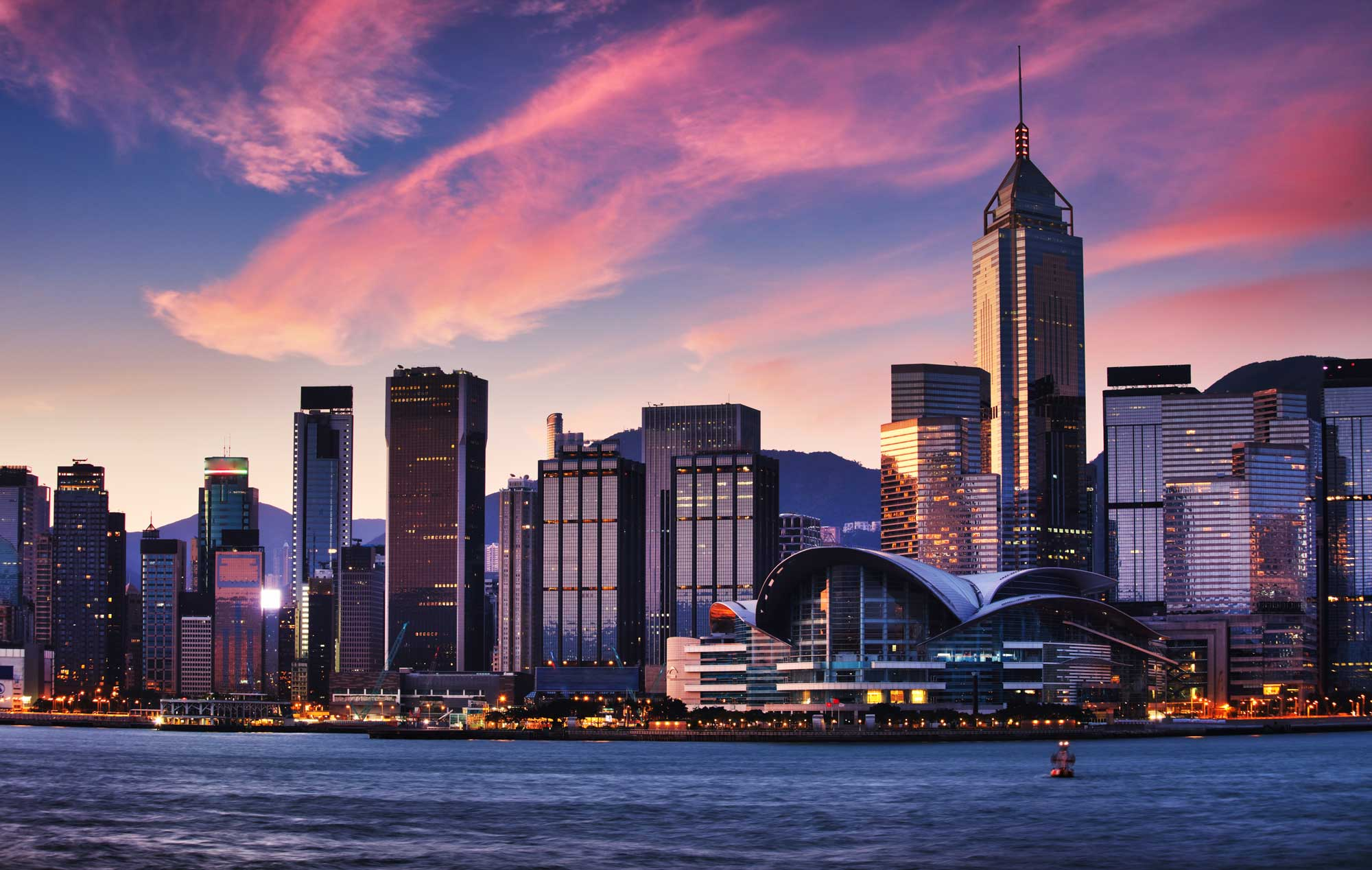 Hong Kong - A city of constant change